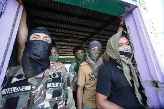 Counter-terrorism operation in Philippines